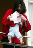 Michael Jackson's son Blanket is all grown up as teenager sports long jet black locks