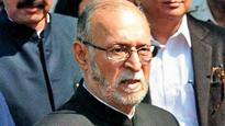 L-G Anil Baijal accepts V K Jain's resignation