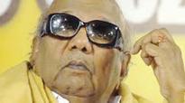 BJP hits out at Karunanidhi on Jai Sri Ram chant