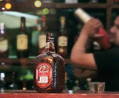 Chasing Old Monk