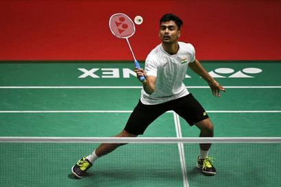 Sameer Verma in Swiss Open semis; Kashyap in Austrian Open final