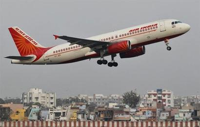 Air India plane hits turbulence, three injured; window panel falls off