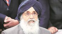 Punjab Chief Minister Parkash Singh Badal ill, cancels engagements