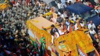 UP Elections 2017: Mayawati, Akhilesh slam Amit Shah for 'KASAB' acronym