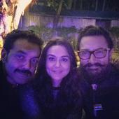 Check out: Preity Zinta hangs out with Aamir Khan and Bobby Deol at Dangal success party