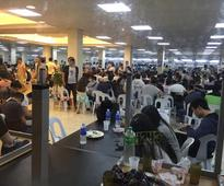 BI probes escape of 57 Chinese arrested in Clark
