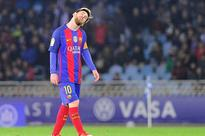 Luis Enrique hopeful over Messi contract talks