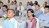 Magical Murali mesmerises biz leaders at SLID Power Evening