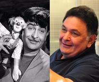 Rishi Kapoor remembers father Raj Kapoor on his 29th death anniversary; quotes Mera Naam Joker