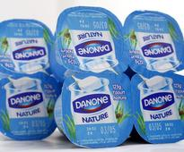 French food group Danone's shares rise after bid speculation report