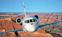 Dassault combines vision system certified on Falcon 2000S/LXS