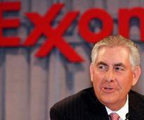 Tillerson leaves Exxon with $180 million retirement package