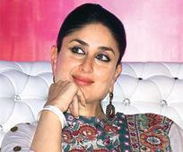 Kareena finds a starring role for her b... Kareena finds a starring role for her baby bump