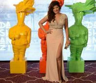 Spotted: Neetu Chandra at the Launch of a Restaurant