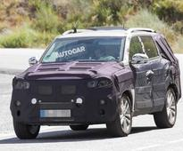 Spy Pics: Ssangyong Rexton Spotted Testing Ahead Ahead Of Debut