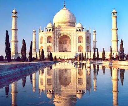 Taj Mahal our cultural heritage: UP tourism minister