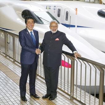 India-Japan ties unnerve China