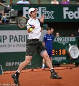Muller and Nielsen Lose in Roland Garros Doubles