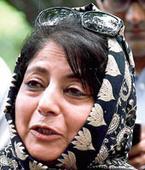 Mehbooba pushes for Pak talks