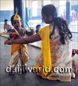 Udupi: Srikrishna Math basks in Krishna Janmashtami celebrations