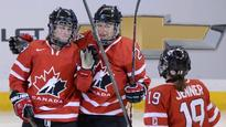 Canada skates to 13-0 win in game 2 at the women's hockey worlds