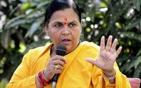 Ui maa: Uma Bharti defends VIP culture, says it's okay for on duty ministers to delay traffic, flights