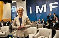 IMF raises Mideast growth forecast for this year