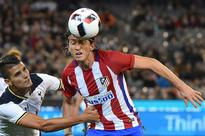 Atletico Madrid's Diego Godin hits winner to inflict second consecutive ICC loss for Tottenham - in pictures