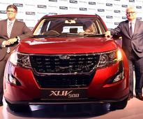 As competition rises, M&M launches facelifted XUV500 at Rs 1.23 mn