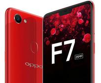 OPPO F7's new colour variant in India