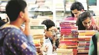 On the same page: At the capital's world book fair
