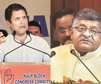 Cambridge Analytica row: Congress, BJP in war of words over hiring firm
