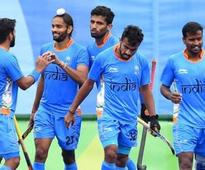 Indian Mens Hockey Team Slips One Place to Sixth in FIH Rankings