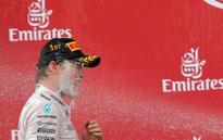 Rosberg eases to win in Azerbaijan