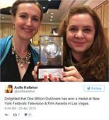 Powerful Glasnevin Cemetery documentary scoops international film award