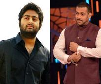 Arijit Singh Opens His Heart out on Controversy with Salman Khan