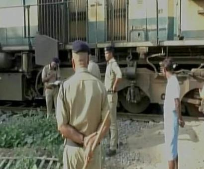 Two trains derail at the same spot within 10 hours in UP