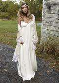 Savannah Miller's New Wedding Dress Collection Is a Boho Bride-to-Be's Dream