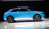 » Audi Q8 concept heralds full-size crossover due in 2018