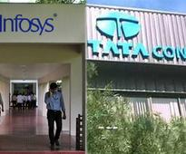 Infosys vs TCS earnings: How they stack up in seven charts