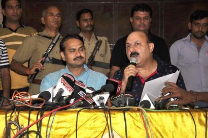Fresh rebellion in Maya's party, MLAs accuse leadership of selling tickets