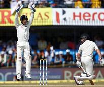 New Zealand Lose 5 Wickets For 103 In Second Innings Of Indore Test