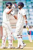 Yadav, Pawar centuries frustrate New Zealand