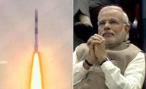 SRO launches PSLV-C23 from Sriharikota with 5 foreign satellites, Narendra Modi lauds scientists