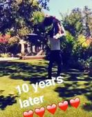 See Jenna Dewan and Channing Tatum recreate Step Up dance move 10 years on