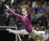 Gold medalist alleges abuse