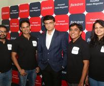 Sourav Ganguly to pitch in funds to drive startup co Flickstree, a curated video platform