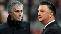 Manchester United are 'boring' under Jose Mourinho, says Louis van Gaal