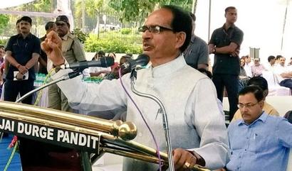 MP better than US, UK; only those with 'slave mentality' disagree: Shivraj
