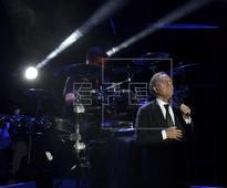 Julio Iglesias concert set for April in Miami postponed until 2017